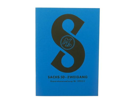 Sachs 50 Zweigang Reparaturanleitung (50/2)