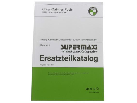Ersatzteilkatalog Puch Supermaxi (AT)