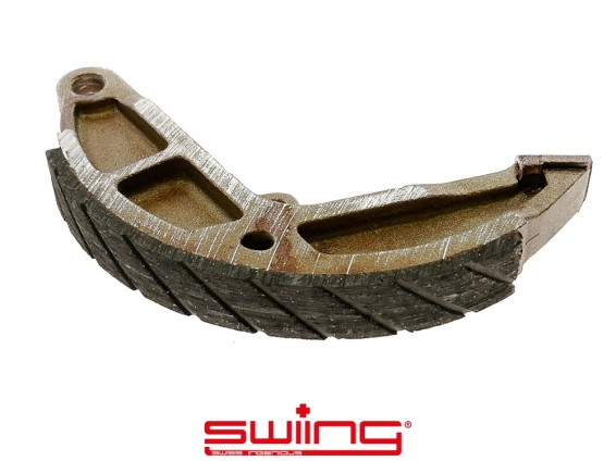 swiing Bremsbacke hinten Piaggio (Ø135x16mm) geschlitzt