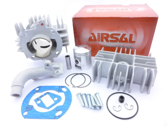 43.5 mm Airsal Zylinderkit Sachs 504 & 505