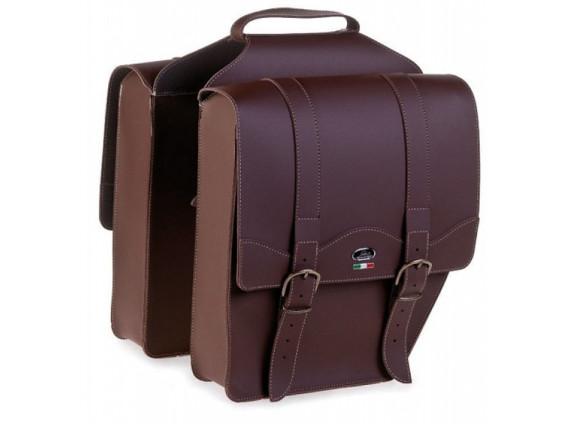 Gepäcktasche Classic dunkelbraun