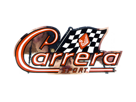 Carrera Tankleber chrom