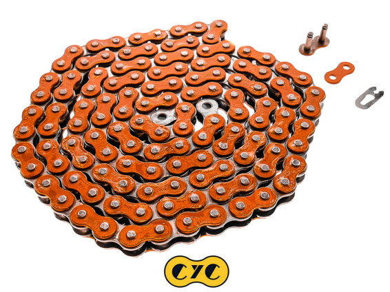Antriebskette CYC metallic orange