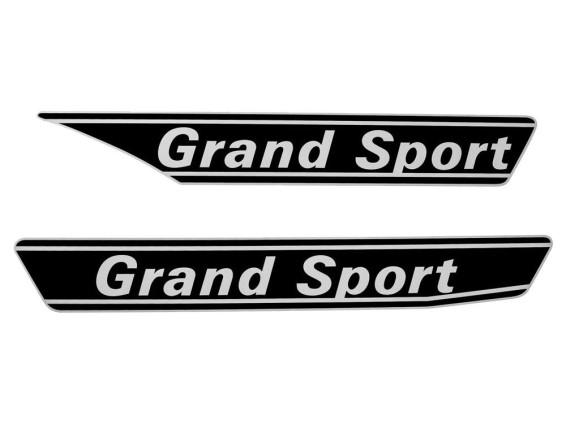 Sachs 503 Grand Sport Aufkleber Seitenverkleidung 273 x 41 mm