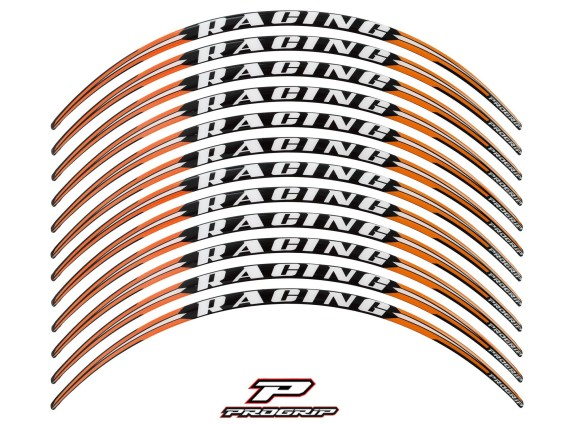 ProGrip Sticker Felgen Racing orange