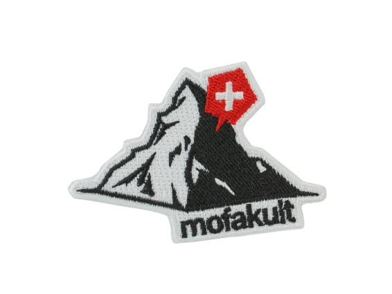 Patch «Mofakult» 70 x 50 mm