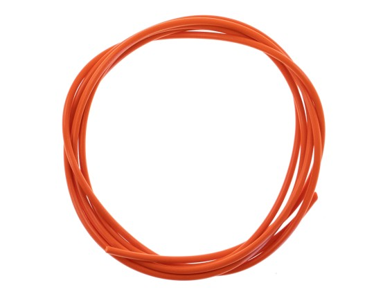 Stromkabel 1-adrig orange 0.75mm² (per Meter)