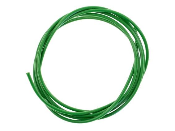 Stromkabel 1-adrig grün 0.75mm² (per Meter)