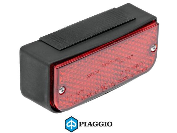 Rücklicht Piaggio Ciao PX schwarz original