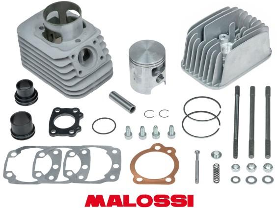 Malossi Ø47mm BIG DEPS Rennsatz inkl. Kopf, Piaggio Ciao (axe 10mm)