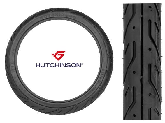 "Hutchinson 2.75 x 17"" Semi-Slick"