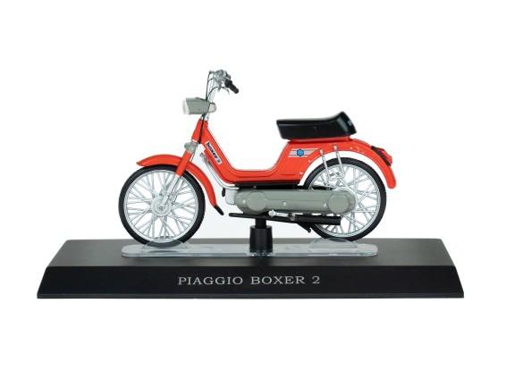 Piaggio Boxer 2 Miniatur Modell