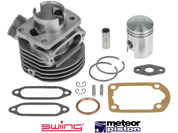 swiing 38 mm Zylinderkit Tuning Sachs 50/2 Membrane (CH)