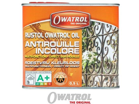 Owatrol Rustol Öl Rostversiegelung 0.5 L
