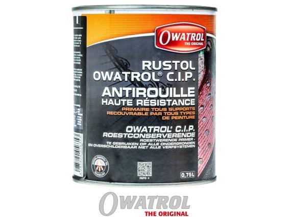 Owatrol Rustol CIP Grundierung Rostversiegelung 0.75 L
