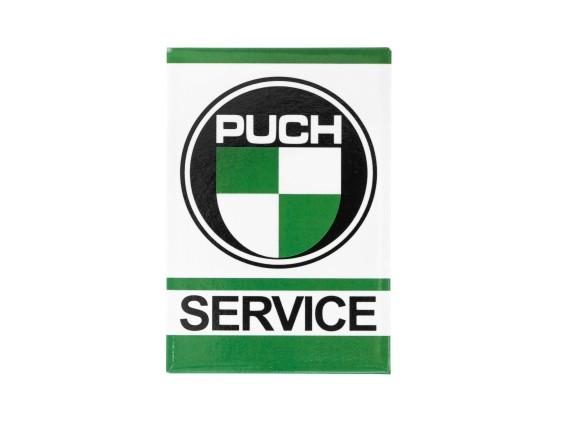 Magnet Puch Service 7.6 x 5.3 cm