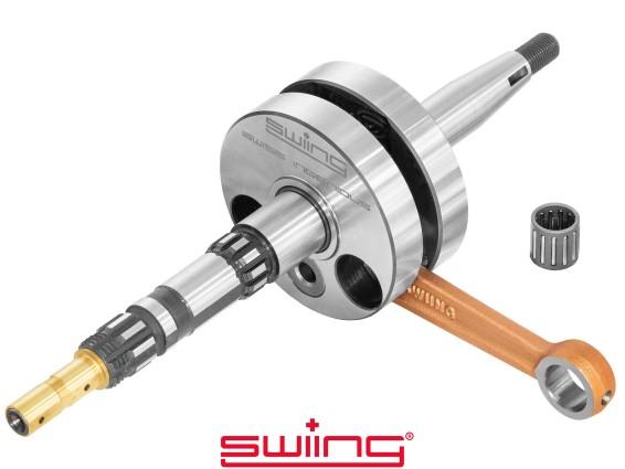 swiing Kurbelwelle Puch ZA50 2-Gang Automatik (10.2 mm Zapfen)