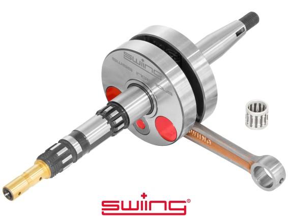 swiing Kurbelwelle Puch ZA50 2-Gang Automatik (10.2 mm Zapfen) High End