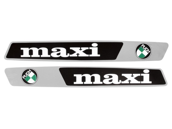 Tankkleber Puch Maxi Old School