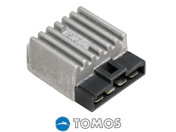 Spannungsregler 12V Tomos mit E-Start