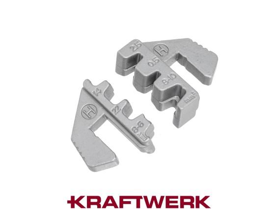 Kraftwerk Crimpeinsatz Ratschenhebel Crimpkontakte