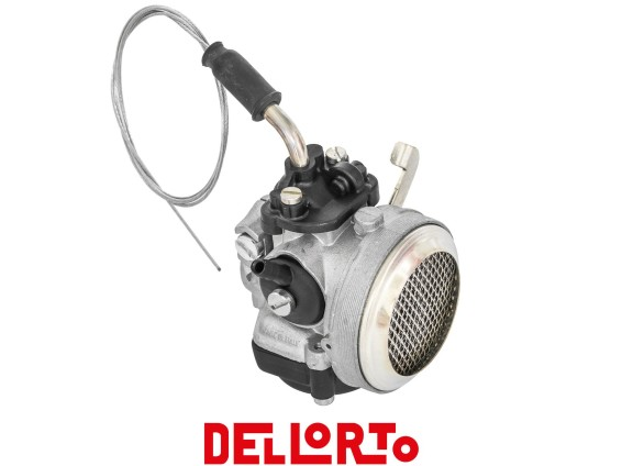 Dell'Orto 14/12 M SHA Vergaser Handchoke (inkl. Filter)