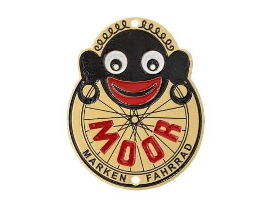 Moor Markenschild universal (flach) Marken Fahrrad
