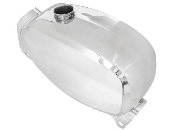 Benzintank Zündapp Belmondo Inox (Rohling)