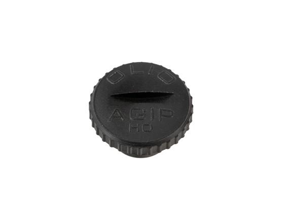 Öleinfüllschraube Morini M01 Alu schwarz