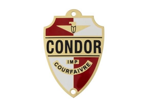 Condor Markenschild (flach)