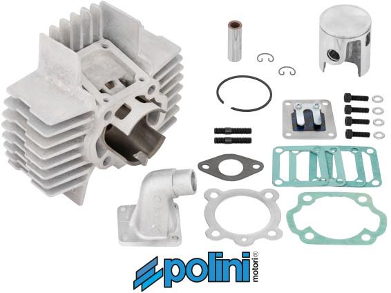 Polini 43.5 mm Zylinderkit inkl. Membran