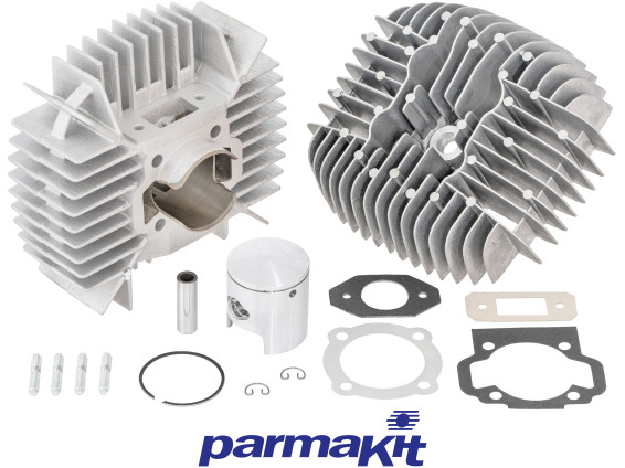 Parmakit 47 mm Zylinderkit mit Zylinderkopf