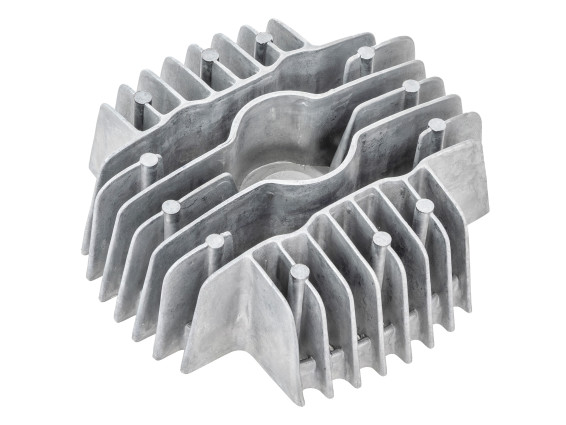 38 mm Zylinderkopf Puch grosse Kühlrippen Tuning (B-Qualität)