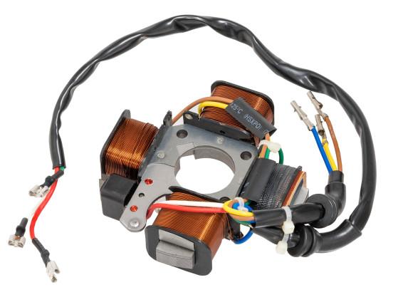Stator elektronische Zündung CDI mit Licht Piaggio