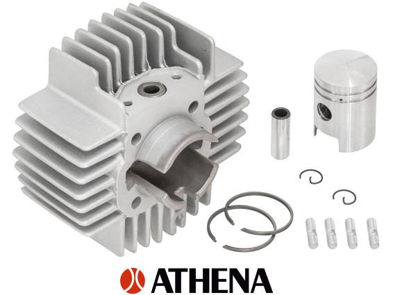 Athena 38 mm Zylinderkit mit Plombe
