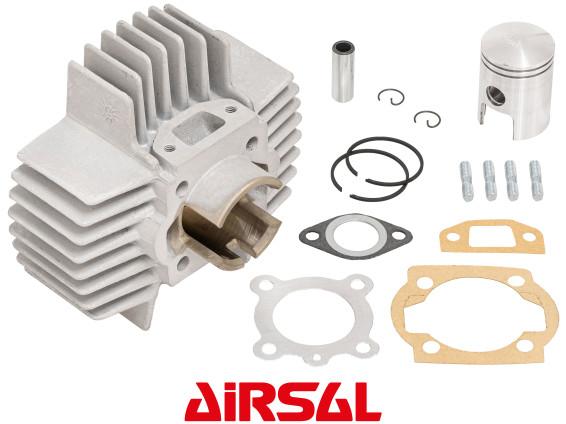 Airsal 38 mm Zylinderkit Puch grosse Rippen (schnelle Ausführung)