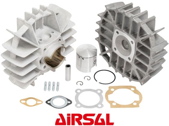 Airsal 47 mm Zylinderkit Puch (schräger Auslass)