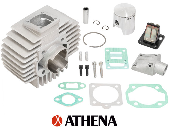 Athena 45 mm Zylinderkit inkl. Membran Puch