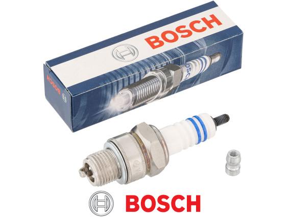 Zündkerze Bosch W9AC (Cu-Elektrode)
