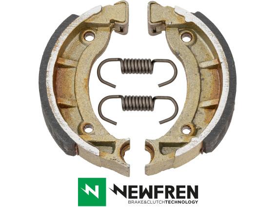 Bremsbacken Piaggio vorne (Ø 90 x 18 mm) NewFren