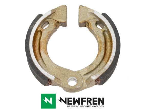 NewFren Bremsbacken Ø 80x18 universal