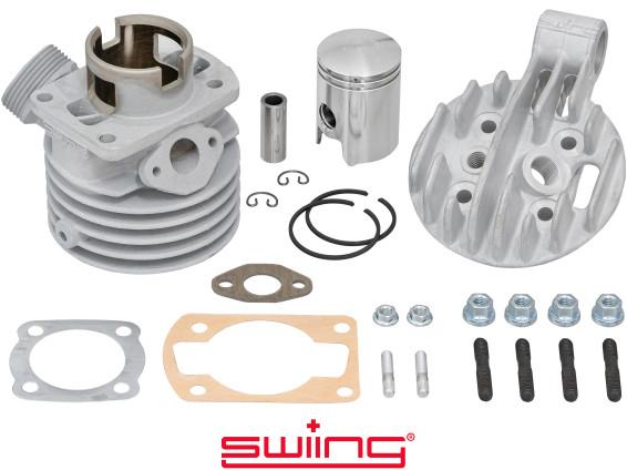swiing 38 mm Zylinderkit Racing Sachs 50/2 gebläsegekühlt (CH)