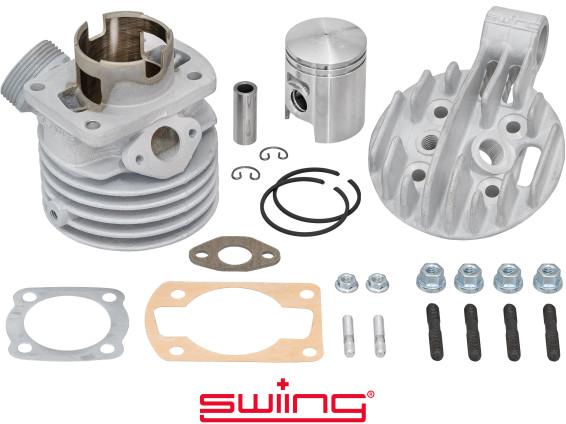 swiing 41 mm Zylinderkit Racing Sachs 50/2 gebläsegekühlt (CH)