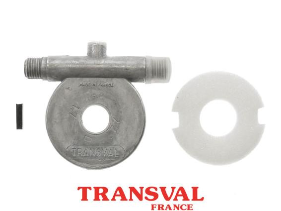 "Transval Tachoantrieb 17"" universal mit Schmiernippelaufnahme"