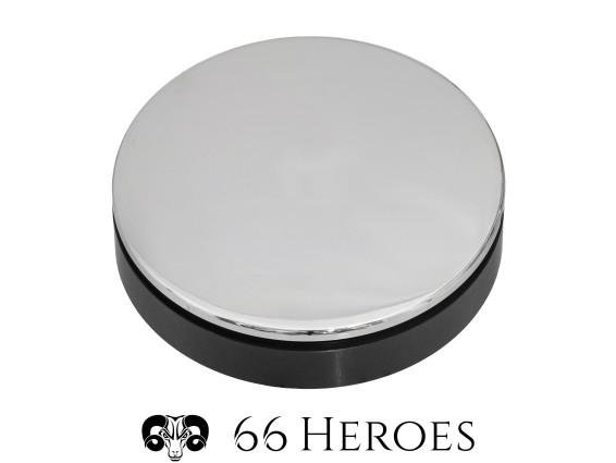 66Heroes Tachoblende Ø 48 mm Chrom