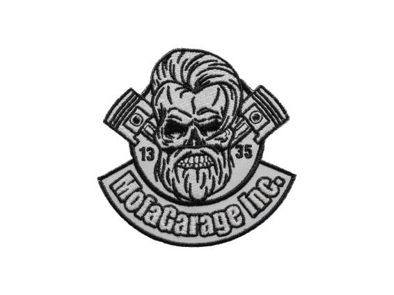 Gang Patch «MofaGarage Inc.» Ø 85 mm