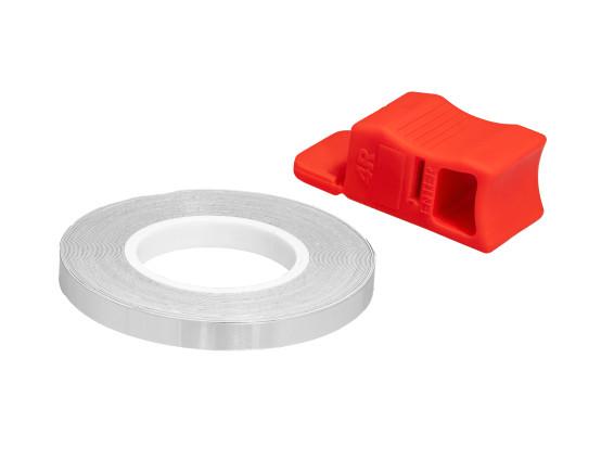 Felgenband 5 mm Chrom (6 m)