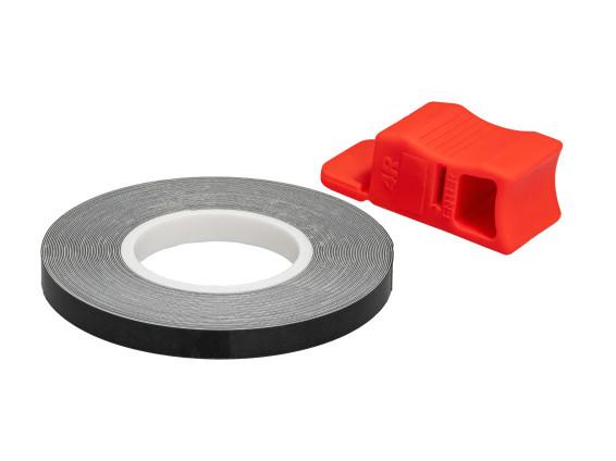 Felgenband 5 mm schwarz (6 m)