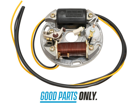 GPO Zündplatte kpl. Replica (Bosch, Ducati)