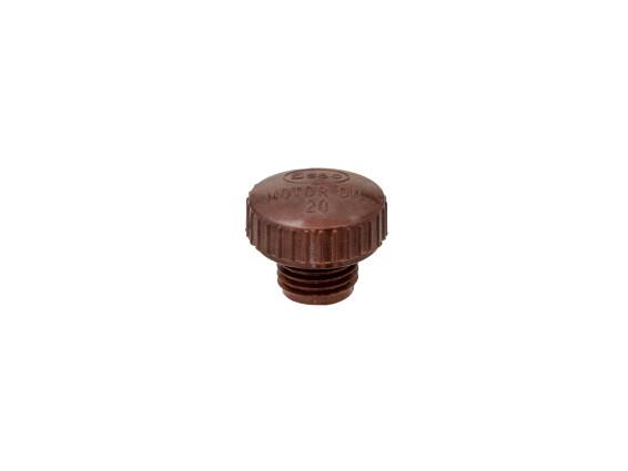 Öleinfüllschraube Bakelit M12x1.25 «ESSO» universal